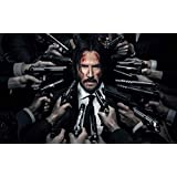 John Wick Chapter 2 Movies ON FINE ART PAPER HD QUALITY WALLPAPER POSTER