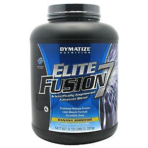 Dymatize Elite Fusion 7 Banana Smoothie 5.15 Lbs (2332g)