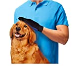 True Touch Deshedding Glove For Quick, Gentle & Efficient Pet Grooming Great For All Dogs & Cats