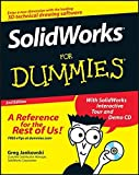 img - for SolidWorks For Dummies by Greg Jankowski (2007-11-12) book / textbook / text book