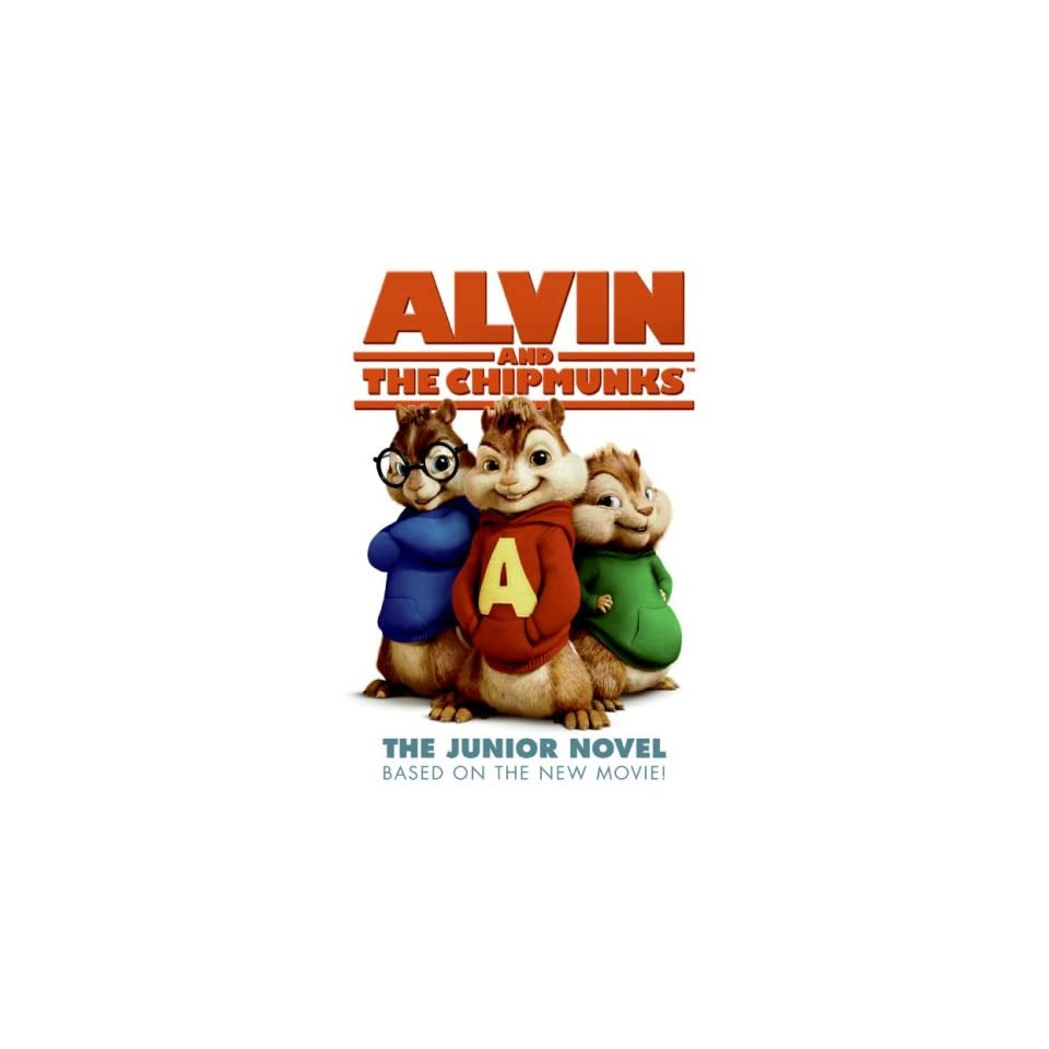 Alvin and the Chipmunks The Squeakquel Activity Book with Stickers