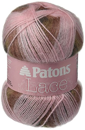 Patons Lace Yarn, Woodrose