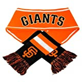 San Francisco Giants MLB Team Wordmark Knit Scarf at Amazon.com