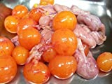 鶏玉ひもとキンカン(輸卵管・卵巣)【兵庫県産】(500g)冷凍パック
