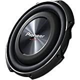 "Pioneer Ts-sw3002s4 12"" 1500-watt Shallow Subwoofer With Single 4_ Voice Coil"