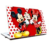 Laptop Skins 14 Inch - Mickey Mouse - Minnie Mouse - Cartoons - Kids - Hd Quality - Dell-Lenovo-HP-Acer