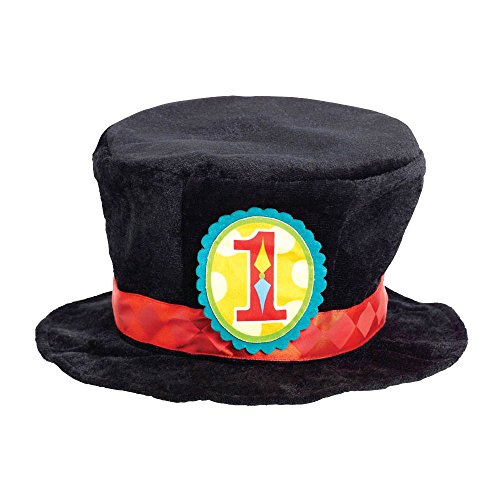 Amscan BB253702 Fisher Price Circus Novelty Hat