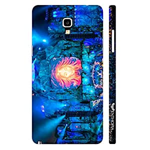 Samsung Note 3 Neo For the Love of Tomorrowland designer mobile hard shell case by Enthopia