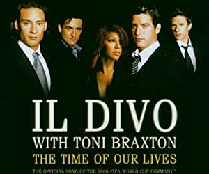 Il divo time of our lives music - Il divo amazon ...