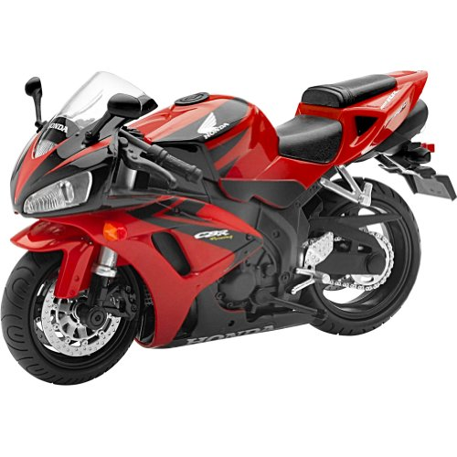 New Ray Honda CBR1000 Replica Motorcycle Toy - Red / 1:12 Scale