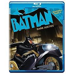 Beware the Batman: Dark Justice [Blu-ray]