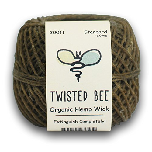 100-organic-hemp-wick-with-natural-beeswax-coating-twisted-bee-200ft-x-standard-size
