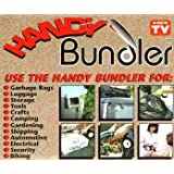 The Handy Bundler Refills- Strapping and Locking Clips ~ SCG