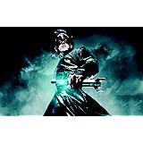 Krrish 3 Movie Hritik Roshan ON FINE ART PAPER HD QUALITY WALLPAPER POSTER