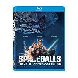 Spaceballs (25th Anniversary Edition) [Blu-ray]