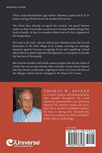 The Road At St. Liseau: A Novel of Espionage in World War II