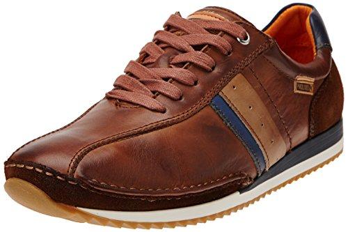 Pikolinos  Liverpool M2A,  Sneaker uomo Marrone Marron (Cuero) 46
