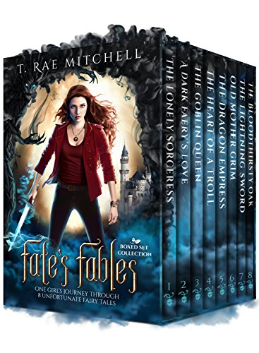 Fate's Fables Boxed Set Collection by T. Rae Mitchell ebook deal