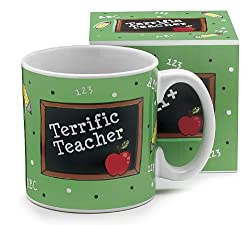 Terrific Teacher Coffee Mug