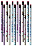 National Design Disney Frozen Wood Pencils (6 Pack)