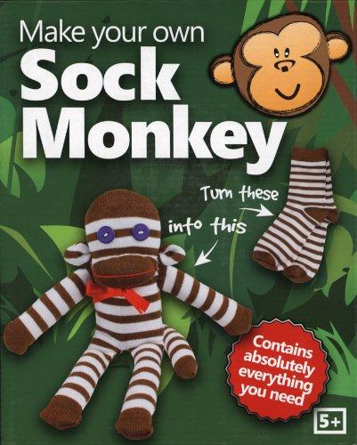 Pl4510 5023664100737 By Myo Sock Monkey
