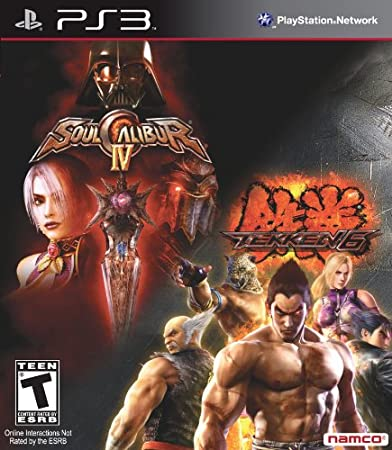 Tekken 6/Soulcalibur 4 Bundle