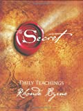 Cover of The Secret Daily Teachings by Rhonda Byrne 1847375278