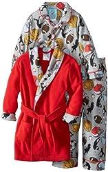 Baby Bunz Little Boys' Champions Pajama Set