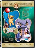 Shirley Temple: Winnie the Pooh / Babes in Toyland [DVD] [1958] [Region 1] [US Import] [NTSC]