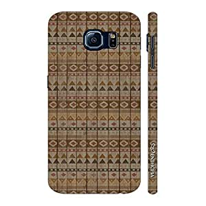 Enthopia Designer Hardshell Case Pyramids of Egypt Back Cover for Samsung Galaxy S6