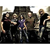 Posterhouzz Music Def Leppard Band (Music) United Kingdom Heavy Metal Metal Hard Rock Classic Classic Rock HD...