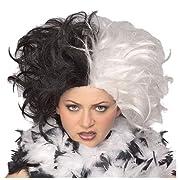 Cruella deVil wig