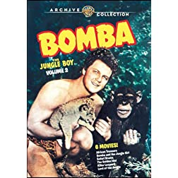 Bomba, The Jungle Boy: Volume Two