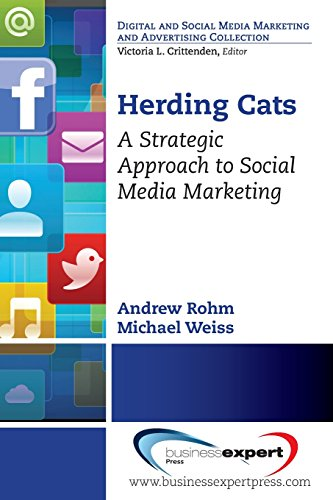 Image for publication on Herding Cats: A Strategic and Timeless Perspective on Harnessing the Power of Social Media