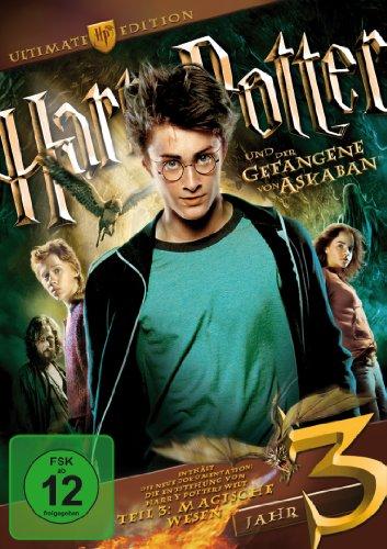 Harry Potter und der Gefangene von Askaban (Ultimate Edition) [3 DVDs]