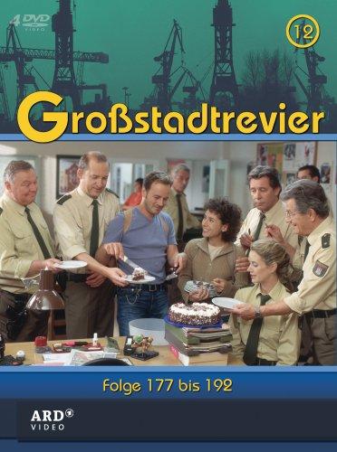 Großstadtrevier - Box 12 (Staffel 17) (4 DVDs)