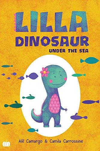 Lilla Dinosaur Under the Sea (Sea Creature Pasta compare prices)