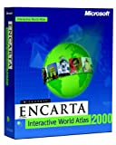 Microsoft Encarta World Atlas 2000 [OLD VERSION]