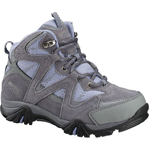 Hi-Tec Little Kid/Big Kid Nevada Mid Jr Hiking,Blue Moon Grey Dove,10 M US Toddler