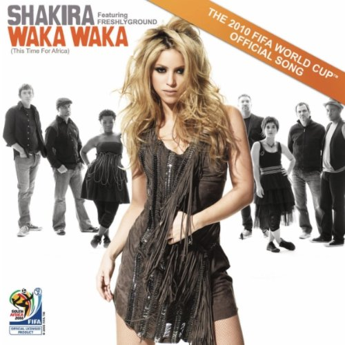 shakira waka waka album. from the album Waka Waka (This