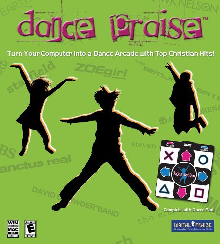 Dance Praise With Dance Pad (Win/Mac)