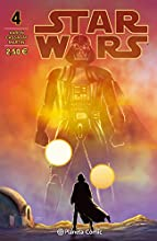 Star Wars - Número 4 (Cómics Marvel Star Wars)