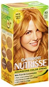 wmu garnier nutrisse 83 medium golden