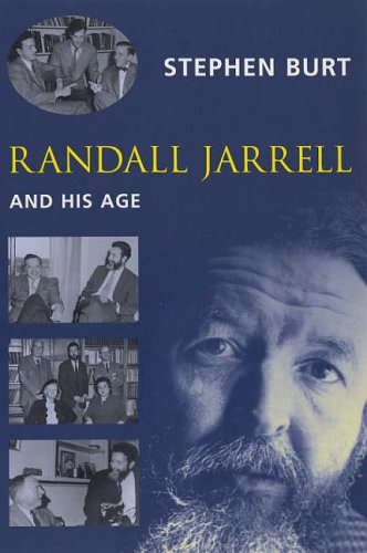 critical essays on randall jarrell From the start of his writing career, jarrell earned a solid reputation as an influential poetry critic encouraged by edmund wilson, who published jarrell's criticism in the new republic, jarrell developed his style of critique which was often witty and sometimes fiercely critical however, as he got.