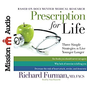 Prescription for Life Audiobook