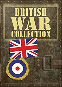 British War Collection (The Cruel Sea/The Ship That Died of Shame/Went the Day Well?/The Dam Busters/The Colditz Story)
