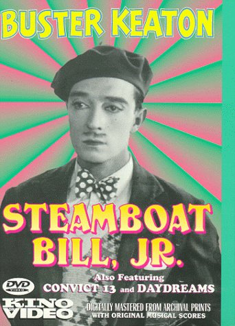 Steamboat Bill, Jr. [DVD] [US Import]