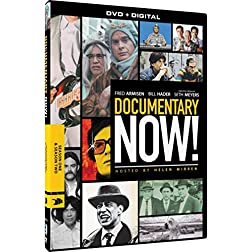 Documentary Now! - Seasons 1 & 2 + Digital - DVD