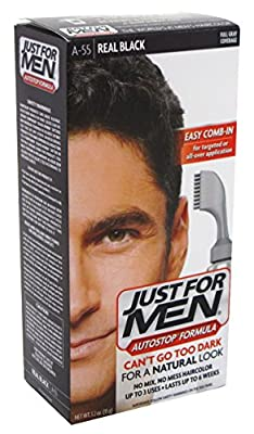 Just For Men Auto Stop Chemical Hair Dye