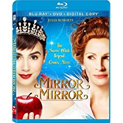 Mirror Mirror [Blu-ray/ DVD + Digital Copy]